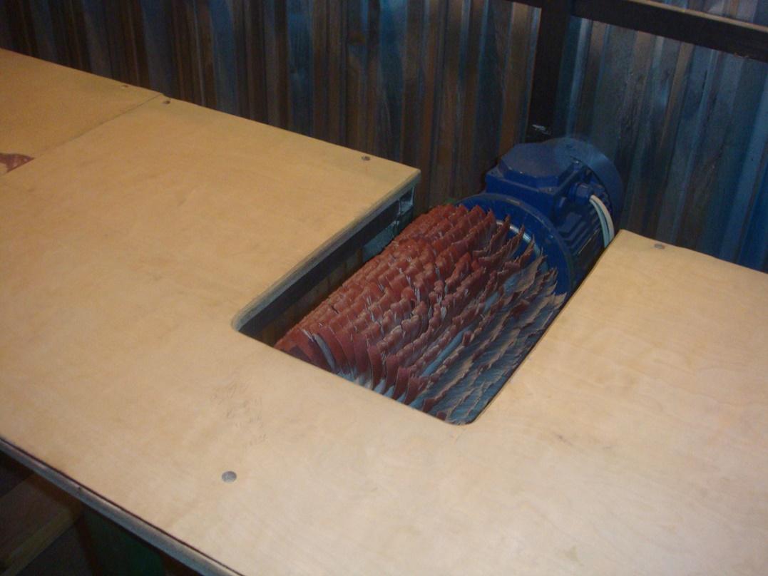 Как сделать станок для старения древесины своими руками